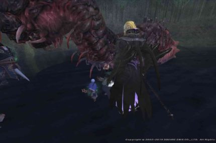 【3垢】ギアスフェット(醴泉島)のOnychophoraを攻略